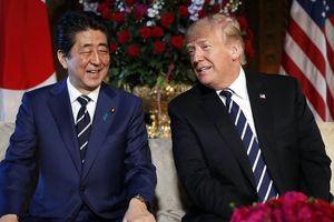 Ông Trump: 'Nếu Mỹ bị tấn công, Nhật cứ ngồi xem trên tivi'