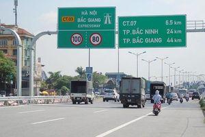 Tổng cục đề nghị dừng thu phí trạm BOT Hà Nội – Bắc Giang