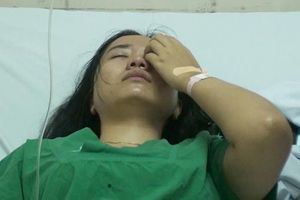 Đấm vào mặt nữ bác sĩ chỉ vì loa bệnh viện bị rè