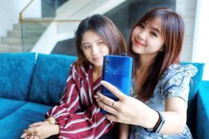 Huawei Y9 Prime 2019 ra mắt tại VN - camera trượt, giá 6,5 triệu đồng