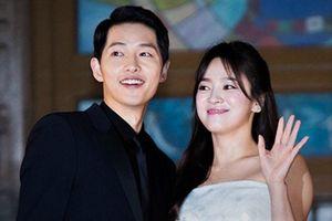 Dân mạng Việt chế ảnh vụ Song Joong Ki - Song Hye Kyo ly hôn