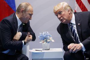 TT Trump 'mắng' phóng viên CNN hỏi về cuộc gặp với ông Putin