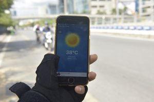 Nắng nóng gay gắt kéo dài đến hết tuần, Hà Nội có nơi trên 38 độ C