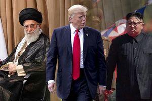 Xung đột Mỹ - Iran bước vào đoạn sở trường của ông Trump