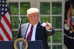 Ông Trump gọi chính quyền Iran là 'Không thông minh'