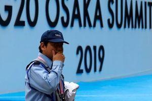 Nhiều vấn đề 'nóng' tại Thượng đỉnh G20