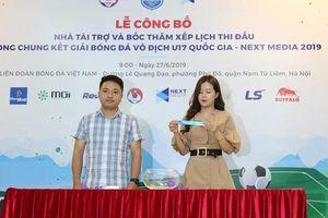 Chủ nhà U17 Tây Ninh rơi vào bảng 'tử thần' với HAGL, Viettel, Đồng Tháp