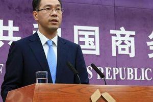 Trung Quốc hối thúc Mỹ 'quay lại hợp tác'