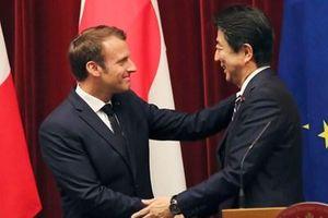 Bước tiến mới trong quan hệ Pháp - Nhật