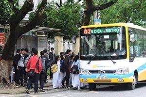 Tiếp tục phát triển xe buýt công cộng trợ giá