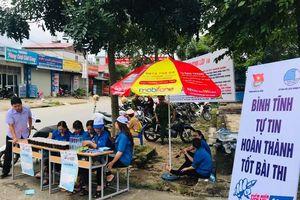 Lai Châu: Kỳ thi THPT quốc gia 2019, khắc phục thời tiết diễn ra an toàn, nghiêm túc