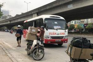 Hà Nội: Tháo gỡ khó khăn cho đơn vị kinh doanh vận tải hành khách bằng ô tô