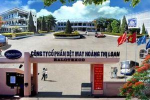 Công ty cổ phần Dệt may Hoàng Thị Loan bị phạt gần 450 triệu đồng