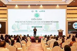 Xóa bỏ rào cản, khuyến khích phụ nữ tham gia vào nền kinh tế xanh
