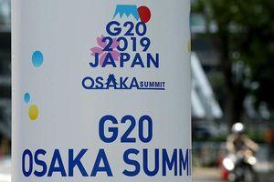 Hội nghị Thượng đỉnh G20 'nóng' căng thẳng thương mại, Iran