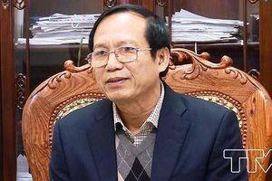 Không có ghế ở Hội Nông dân, nguyên chủ tịch huyện được điều làm Phó Giám đốc Sở