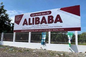 Chiêu 'góp vốn đầu tư', địa ốc Alibaba tung ra hàng ngàn sản phẩm 'ma'