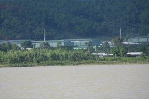 Hà Tĩnh: Nước thải từ Nhà máy xử lí rác Phú Hà uy hiếp hồ thủy lợi Đá Cát
