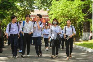 Xét tuyển thẳng 46 thí sinh vào Đại học Huế