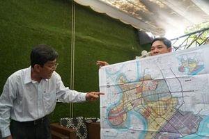 Chủ tịch UBND TP HCM nói gì về kết luận thanh tra khu đô thị Thủ Thiêm?