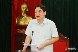 Bí thư Tỉnh ủy: Phát triển kinh tế phải gắn với bảo vệ lợi ích của người dân