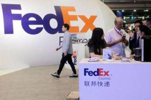 'Đắc tội' Huawei, FedEx sắp bị Trung Quốc trừng phạt?
