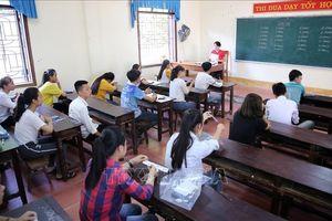 Điểm chuẩn thi tuyển vào lớp 10 tại nhiều trường ở Khánh Hòa rất thấp
