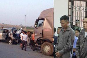 Hé lộ nội dung kết luận điều tra mới vụ container đâm Innova trên cao tốc làm 4 người chết
