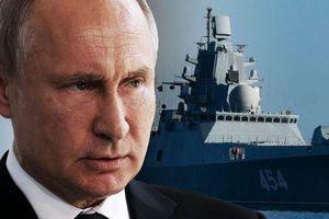 Đưa tàu chiến mang tên lửa siêu thanh BrahMos đến sát vách Mỹ: Nga gửi thông điệp gì?