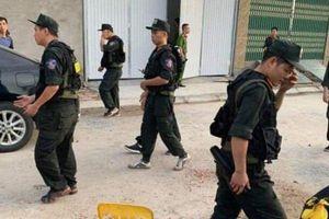 Nóng: Bộ Công an phá sới bạc 'khủng' ở Bắc Giang