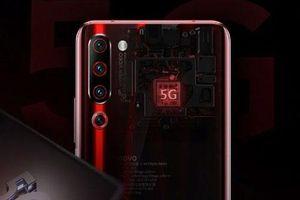 Lenovo ra mắt smartphone 5G, chip S855, RAM 12 GB, 4 camera sau