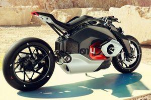 Vision DC Roadster - Ấn tượng xe naked-bike chạy điện của BMW Motorrad