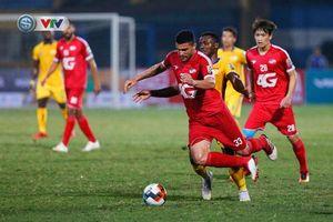 Tiền đạo số 1 của CLB Viettel sang Thái thi đấu
