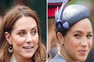 Không còn là tin đồn, Hoàng gia Anh 'ngầm' xác nhận Meghan Markle bắt đầu kế hoạch 'bành trướng' sự nổi tiếng của mình, chạy đua với chị dâu Kate