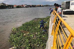 Hai thi thể nam giới trên sông Sài Gòn