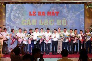 Câu lạc bộ nhà báo Hà Nam chính thức ra mắt