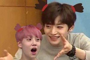 Khi fan 'Produce X 101' trổ tài photoshop: Thực tập sinh 'xấu số' nào là người bị troll nhiều nhất?