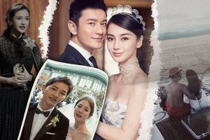 Song Joong Ki - Song Hye Kyo phủ nhận mãi rồi cũng chia tay, Huỳnh Hiểu Minh - Angelababy bao giờ đến lượt?