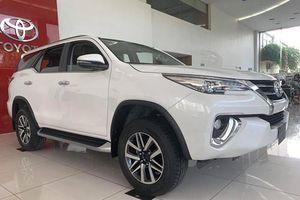 Toyota Fortuner bản cao cấp nhất, lắp ráp trong nước có gì khác biệt?