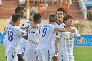 Lịch thi đấu vòng 1/8 Cup quốc gia: Nam Định 'dễ thở', HAGL gặp khó