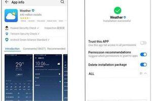 ARK OS thay thế Android chính thức trở thành hệ điều hành của Huawei