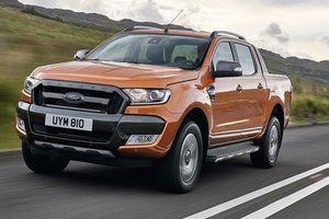 Triệu hồi hàng vạn xe Ford Ranger và Ford Explorer để khắc phục lỗi