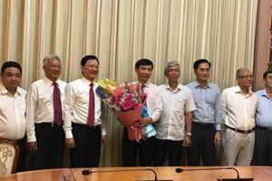 Phó Giám đốc sở GTVT TP HCM Nguyễn Văn Tám sang làm Phó Tổng giám đốc SAMCO