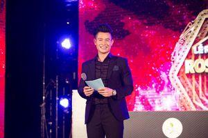 MC Lê Thăng quẩy hết mình cùng ca sĩ Đức Phúc, khuấy động sân khấu với hàng trăm khán giả