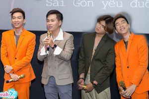 Làm MV nhắc về giới LGBT ở Sài Gòn nhưng Tăng Phúc khẳng định không 'dựa' vào Quốc Huy mỗi khi 'yếu đuối'