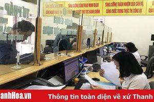 Huyện Tĩnh Gia đẩy mạnh cải cách hành chính