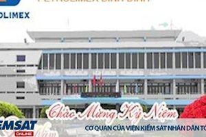 Công ty xăng dầu Bình Định