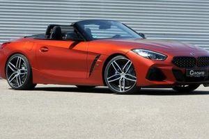 G-Power 'giải phóng' sức mạnh tiềm ẩn của BMW Z4 M40i mới