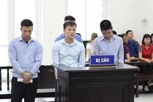 Đối tượng cướp taxi ở sân bay Nội Bài bị xử phạt 14 năm tù