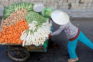 CPI Hà Nội tháng 6 tăng 0,33%